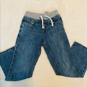Old Navy Boys 4T Relaxed Blue Jeans